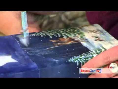 Bastelzeit TV 20 - Luminaria Lichttüte gestalten