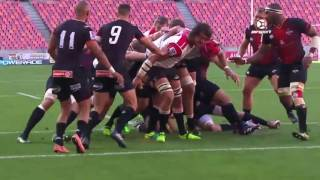 Kings v Lions Rd.5 Super Rugby Video Highlights 2017