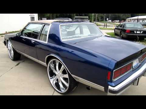 87 CHEVY CAPRICE ON 28