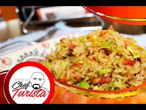 Como Hacer Arroz Chino   -   How To Make Chinese Rice