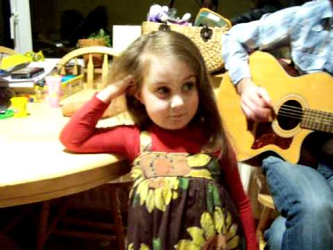 Rowan, 5 ans, chante Own Side Now de Caitlin Rose