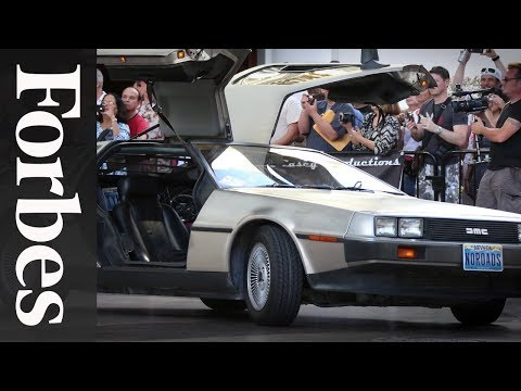 delorean a throwback for the future