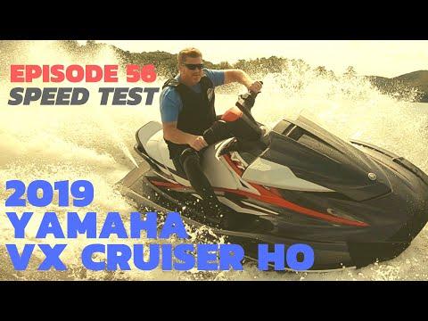 2019 Yamaha VX Cruiser HO: The Watercraft Journal, EP. 56