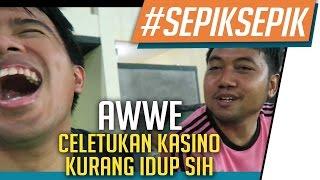 Video Awwe Sang Penulis DKI Reborn - Celetukan Kasino Kurang Hidup Sih MP3, 3GP, MP4, WEBM, AVI, FLV Oktober 2017
