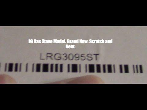 New LG Gas Stove Vs Estate Electric Stove
