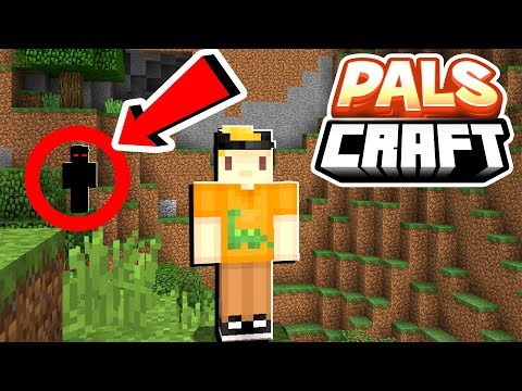 SKETCH HAS A STALKER| PalsCraft #5