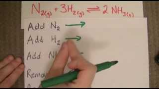 Video Which way will the Equilibrium Shift? (Le Chatelier's Principle) MP3, 3GP, MP4, WEBM, AVI, FLV September 2018