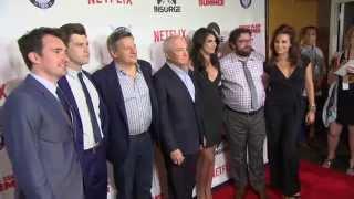 Staten Island Summer: Cast & Crew Red Carpet Movie Premiere Arrivals