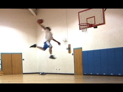TeamFlightBrothers - The Best Dunker in the World, T-DUB, giving you a sample. 540 w/ 2hands. 360 between the legs and other dunks you have never seen an NBA player do. Stay tune...