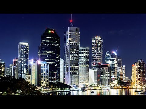 BRISBANE NIGHTS | 4k timelapse