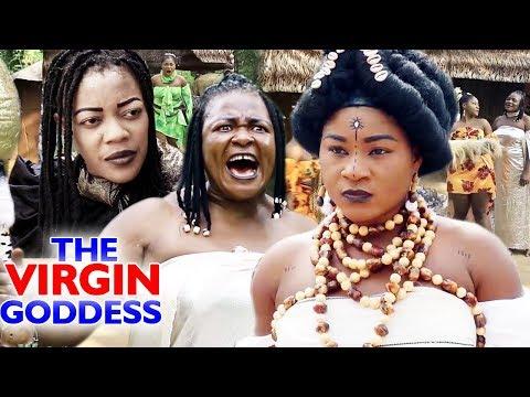 THE VIRGIN GODDESS FULL MOVIE - Destiny Etiko New Movie 2019 Latest Nigerian Movie