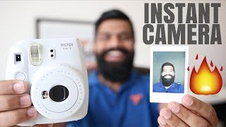 Video Fujifilm Instax Mini 9 Camera Unboxing and First Look - Instant Camera!! MP3, 3GP, MP4, WEBM, AVI, FLV November 2017