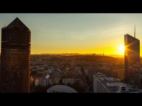 Lyon in the air (видео)