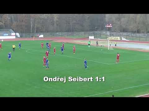 muži: FK Hodonín - Uničov 1:4