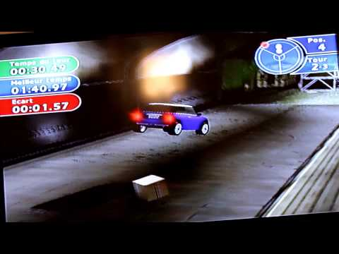 Braquage � l'Italienne Playstation 2