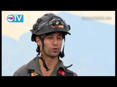 Sam Cossman finaliza expedición al Lago de Lava del Volcán Masaya