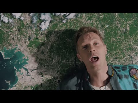 Coldplay s New Music Video For Up Up  Cool Visual