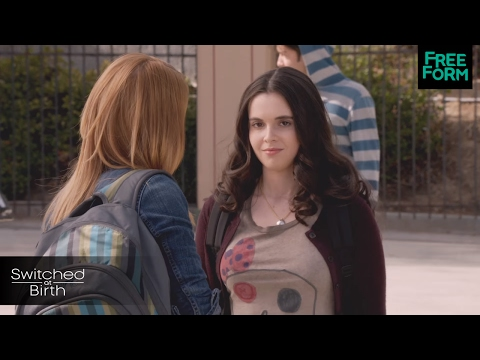 Switched at Birth | Season 3: Episode 4 Clip: Bay & Daphne | Freeform