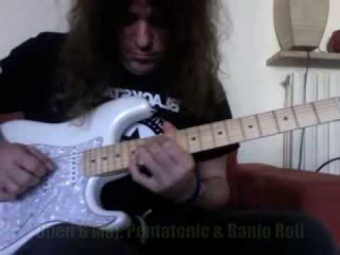 Roberto Vanni: Country Licks For Metal Heads!!!