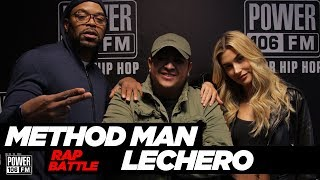 Download Lagu Method Man Tears Apart Opponent In Rap Battle Mp3