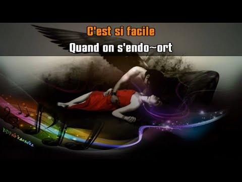 Louane - Aimer à mort (choeurs) [BDFab karaoke]