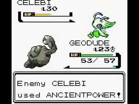 Pokémon Version Cristal Game Boy