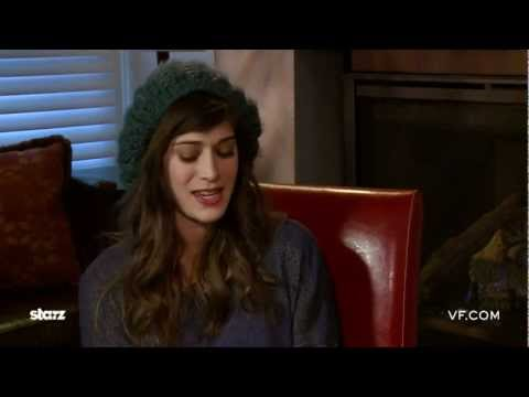 Lizzy Caplan - lizzy talks about: - perpetually being rediscovered by people who keep forgetting her - bachelorette: her character, making of - working with adam scott and ...