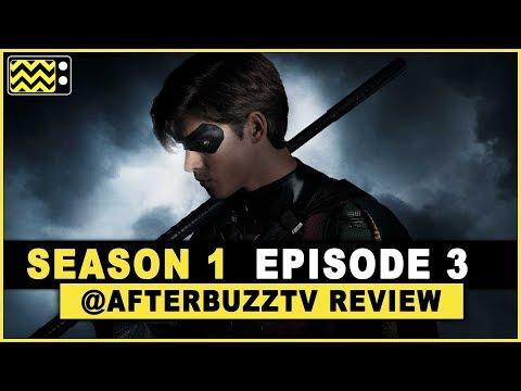 Titans Season 1 Episode 3 Review & After Show