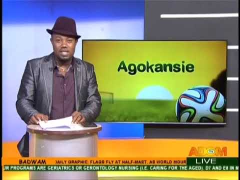 Badwam Sports on Adom TV (20-8-18) (видео)