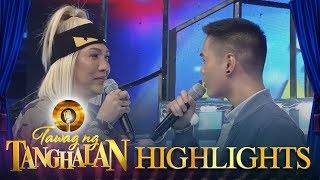 Video Tawag ng Tanghalan: TNT contender asks Vice a question that made him speechless MP3, 3GP, MP4, WEBM, AVI, FLV Desember 2018