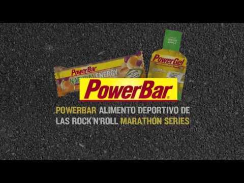 Ambiente Festivo PowerBar en la Rock 'n' Roll Madrid Maratón 2013