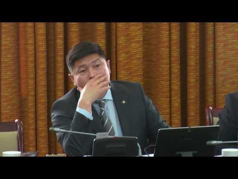 Монгол Улсын Хүний эрхийн Үндэсний Комиссын тухай хуулийн төслийг хэлэлцэхийг дэмжлээ