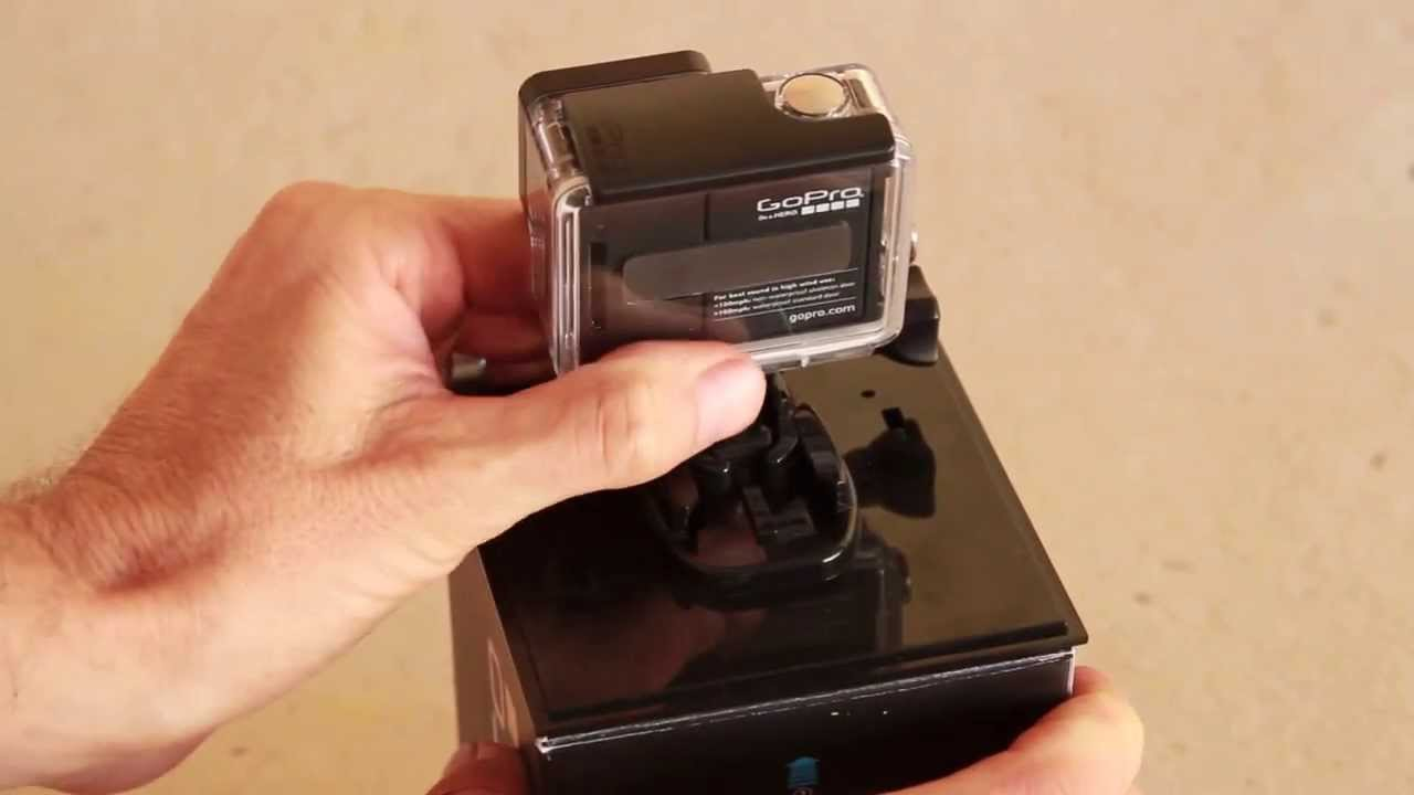 GoPro HERO 3+ (Plus) Tutorial: How To Get Started