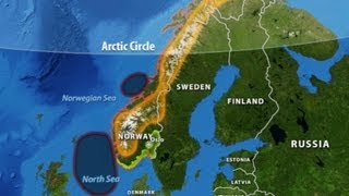 Norway - Geography