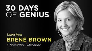 Brené Brown on CreativeLive