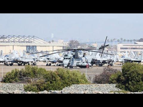 ΗΠΑ: Τέσσερις νεκροί από συντριβή στρατιωτικού ελικοπτέρου