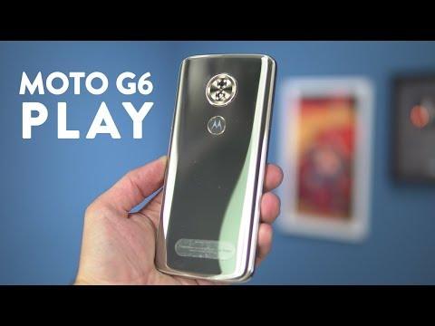 Tudocelular - UNBOXING MOTO G6 PLAY  pensa em um CELULAR BONITO por menos de R$1000