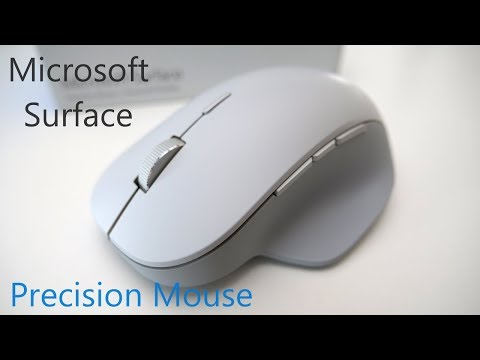 Microsoft Surface Precision Mouse - Full Review