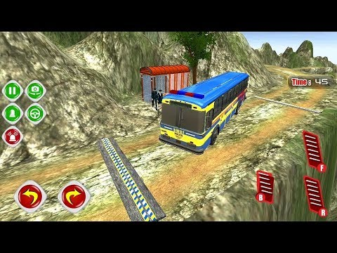 Police Bus Transport Game | Police Bus Game | Bus Games | Bus Driving Game | Simulator Bus