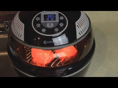 Air Fried Rib Eye Steak In New Cook Joy Air Fryer