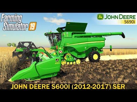 John Deere S600i (2012-2017) Series official v1.0.0.0
