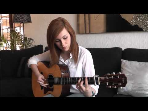 "Olly Murs  ""Troublemaker"" feat. Flo Rida Cover by Gabriella Quevedo"