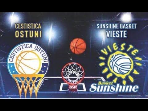 Diretta Live Ostuni Notizie Sport Cestistica Ostuni VS Vieste
