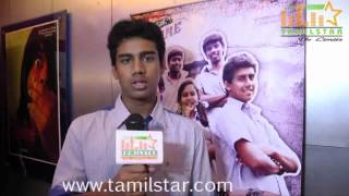 Kishore at Vajram Movie Press Show