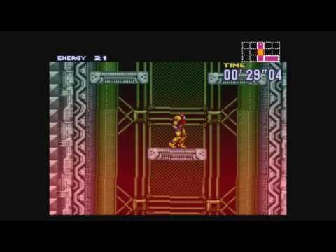 super metroid wii u 60hz
