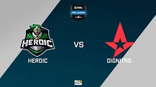 Heroic vs Dignitas, game 1