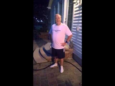 Doug Carter Challenges His Team To The ALS Ice Bucket Challenge