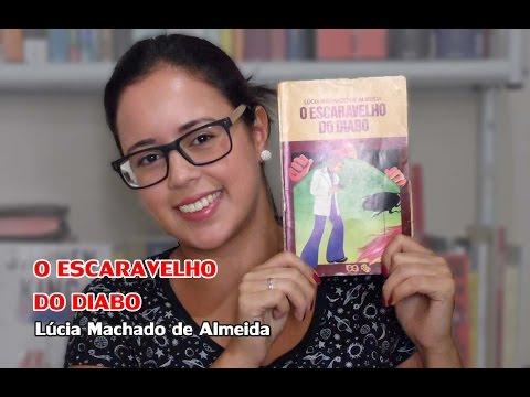 {euLi} Escaravelho do Diabo - Lúcia Machado #SETEMBROPOLICIAL