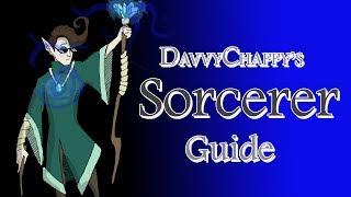 Davvy's D&D 5e Sorcerer Guide
