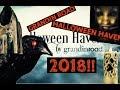 Grandin Road Halloween Haven 2018 COMPLETE LINEUP RELEASED